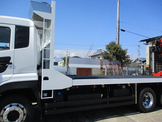 新車〕材木運搬車 | 佐藤ボデー製作所|オンリーワンのトラック製造 ...